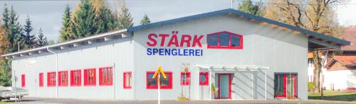 Spenglerei Staerk Firmengebaeude